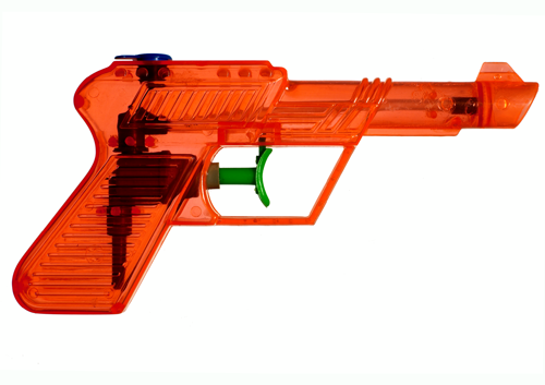 Wasserpistole IV