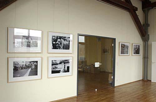 © wim woeber # privat # 13.02.2005 # eigene Ausstellung in neuen RŠumen des RedaktionsbŸros Wipperfuerth vom 29.01. 13.02.2005