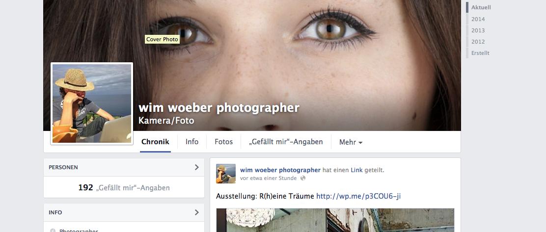 wim bei Facebook