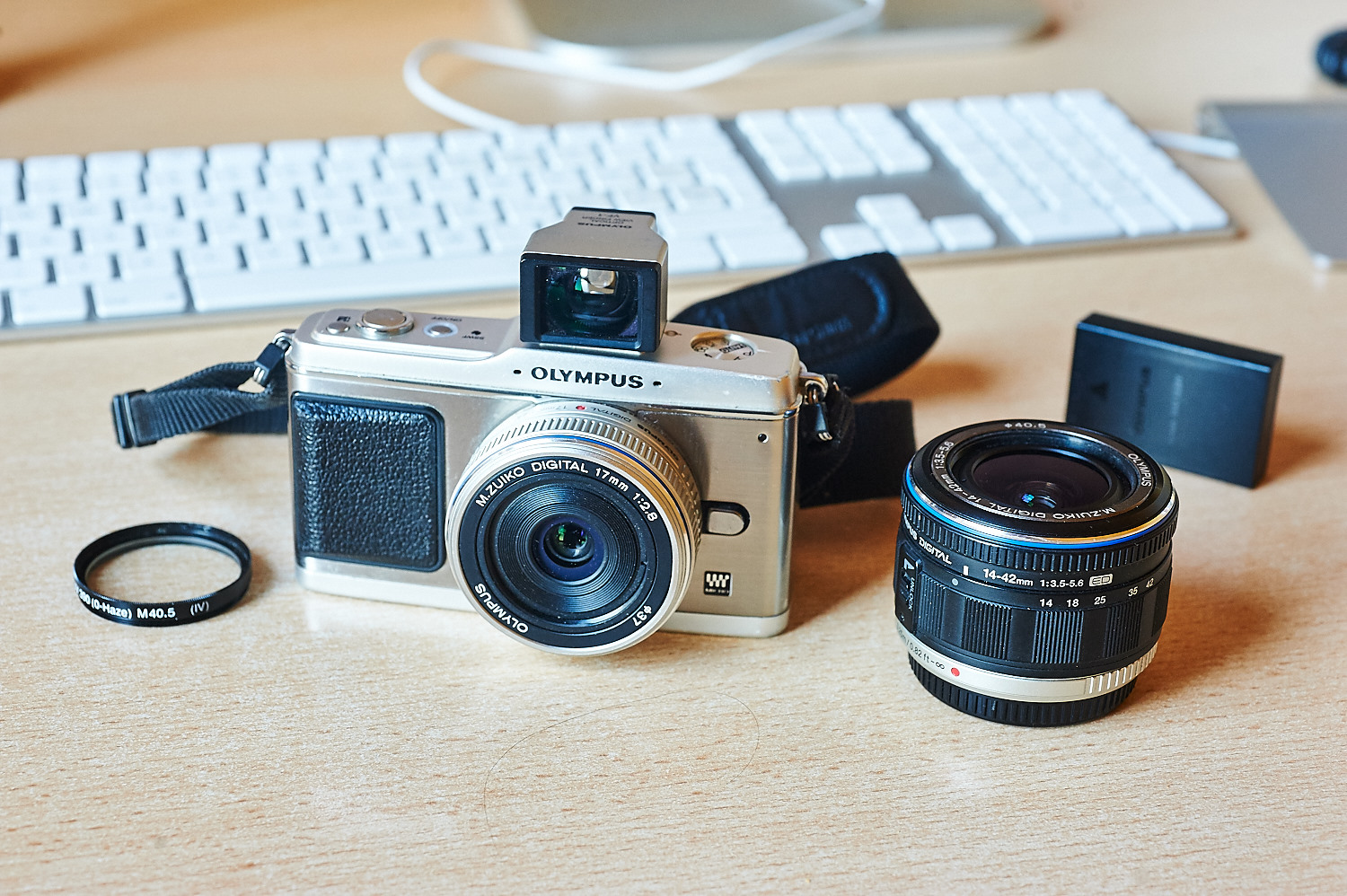 Olympus E-P1 for sale