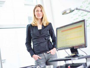 Laura Wilms, PR- Beraterin, Kunde: Möller PR