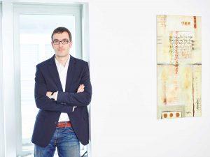 Sebastian Glaser, PR-Berater