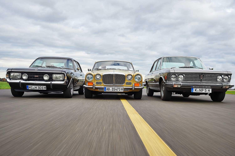 Daimler, Fiat und Opel