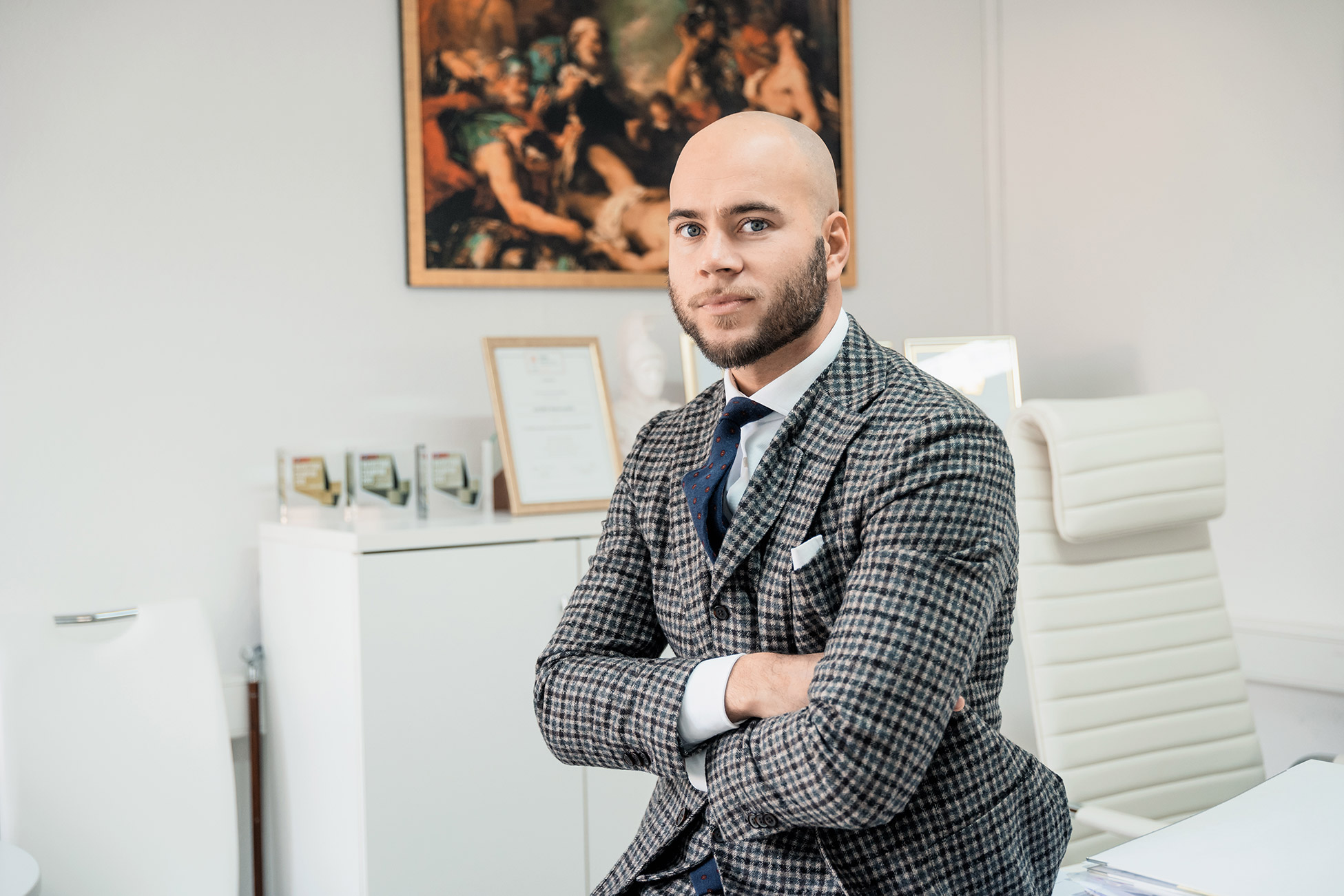 Alexander Reichmann, Geschäftsführer Ahorn Group GmbH