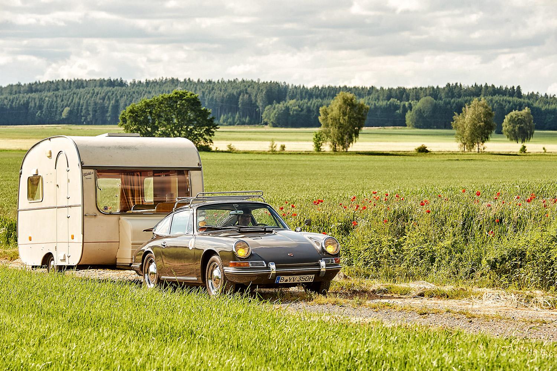 Camping à la Sixties