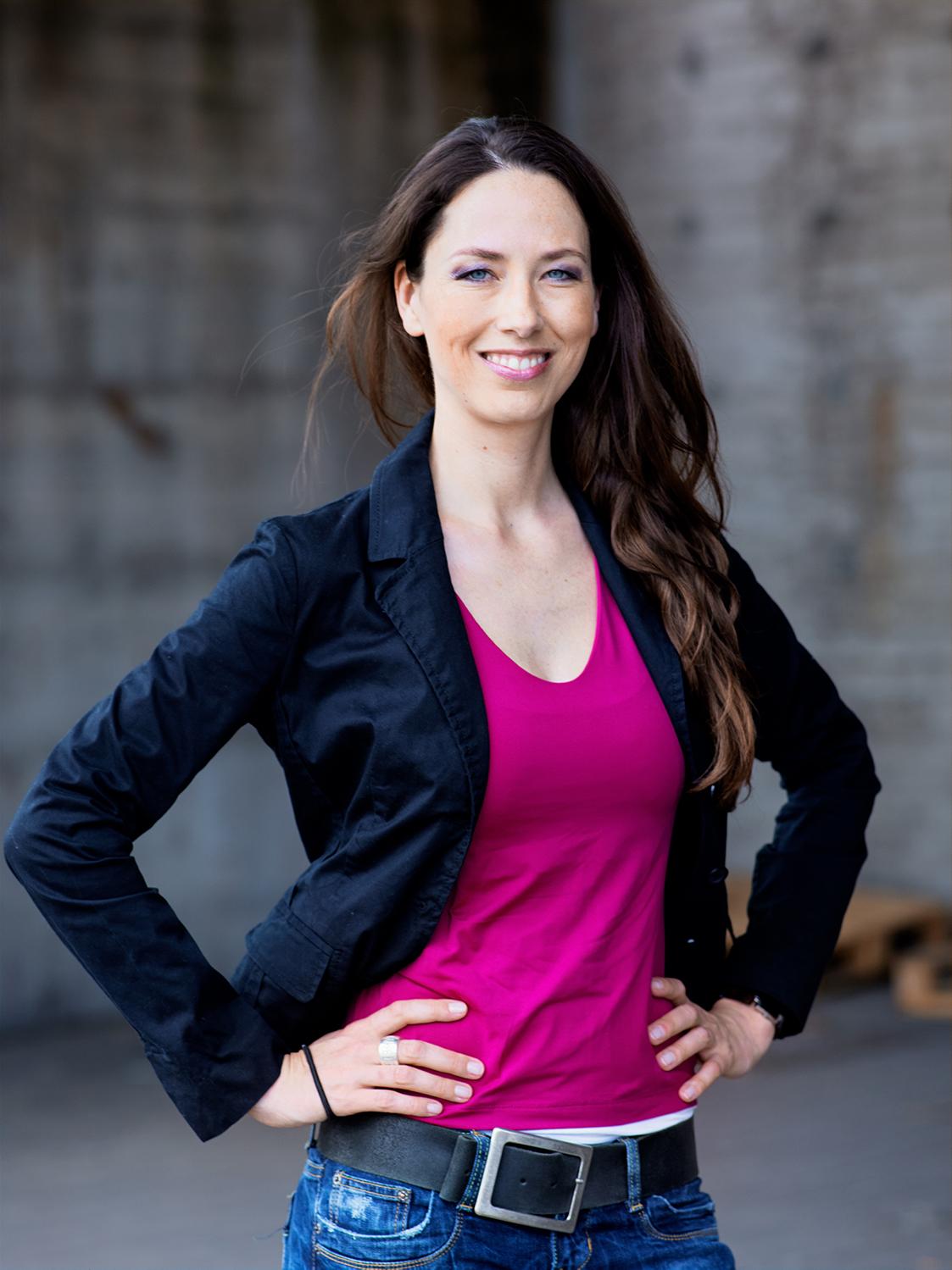 Dr. Simone Becker, Geschäftsführerin SPORTSforBUSINESS