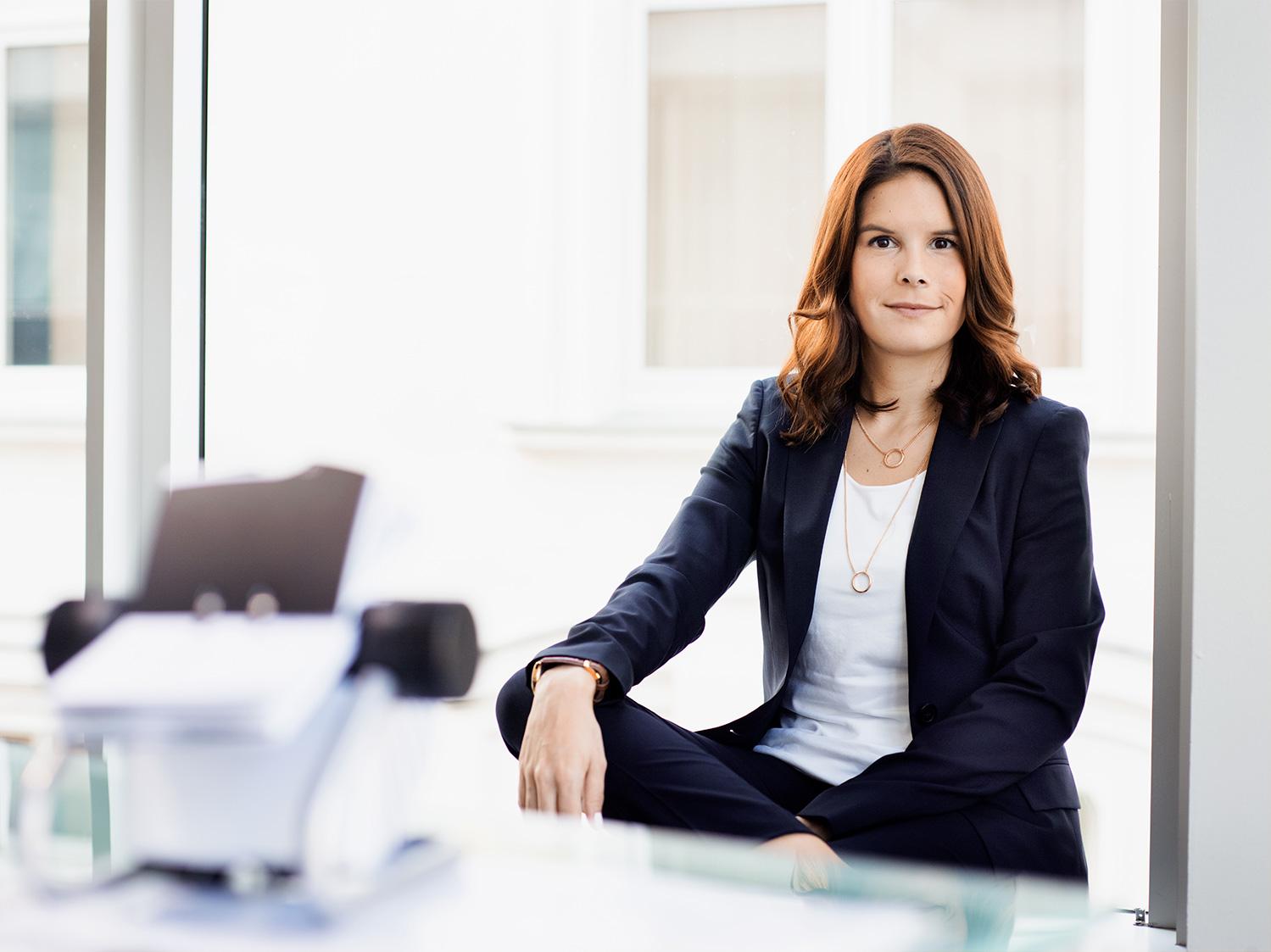Elena Vohl, PR-Beraterin