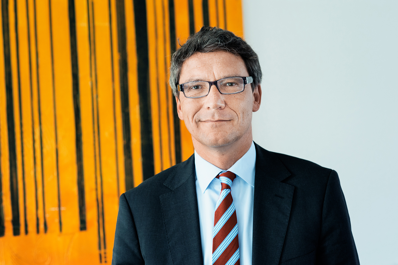 Stephan Füsti-Molnár, stellv. Vorsitzender Henkel Wasch- und Reinigungsmittel GmbH