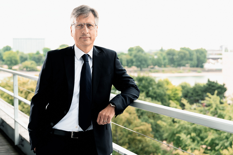 Holger Küster, ACV Geschäftsführer