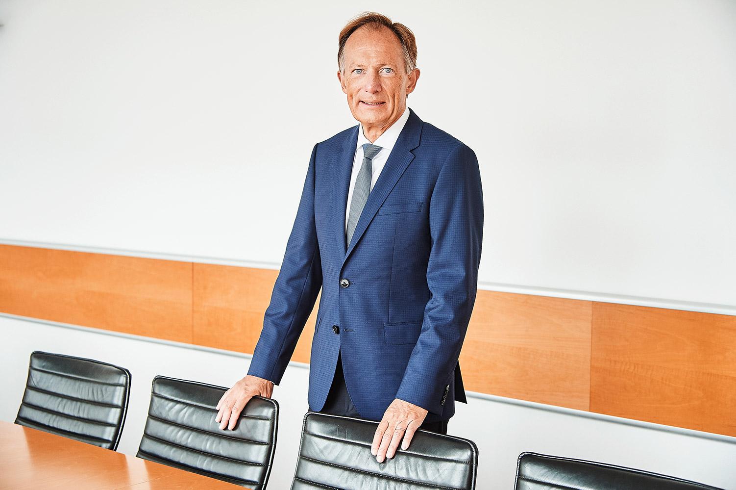 Dr. jur. Ortwin Weltrich, Hauptgeschäftsführer Handwerkskammer Köln