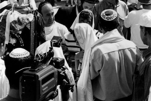 © wim woeber, israel 2000, wetwall, jerusalem