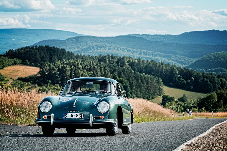 Porsche 356A 1600S